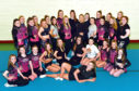 Sharon Gill's dancers will perform at the British Grand Prix