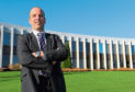 Philip McKay, head of roads, landscape and waste services at Aberdeenshire Council