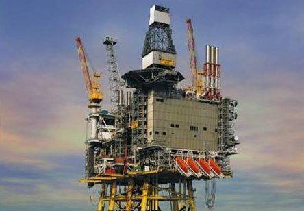 BP's Andrew platform