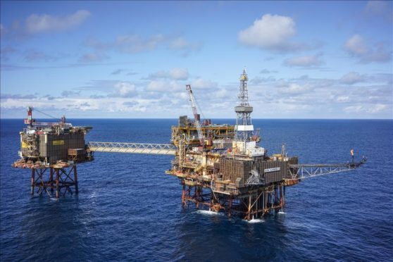 RSRUK plans to extract additional barrels through the Tartan, Claymore, pictured, and Piper Bravo installations