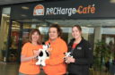 Susan Crighton, Director of Fundraising, Laura Yeats, General Manager and Katherine Williams, Commercial Manager.