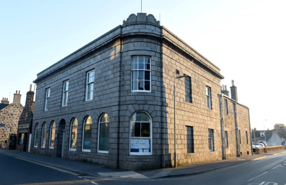 The Huntly Registration Office, Gordon Street