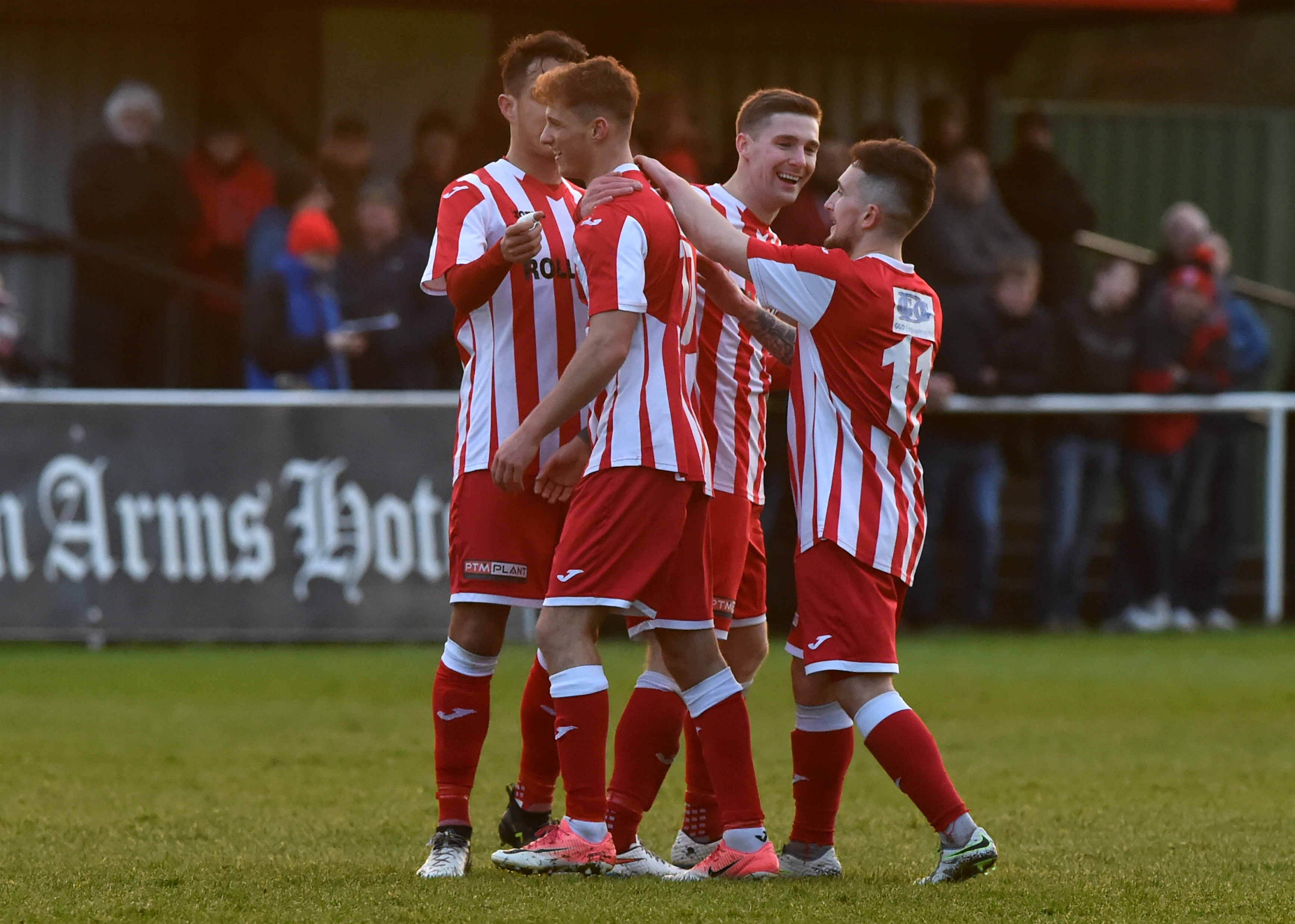 Aaron Norris has extended his deal with Formartine