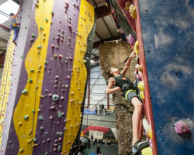 The group were praised for a recent event at Transition Extreme