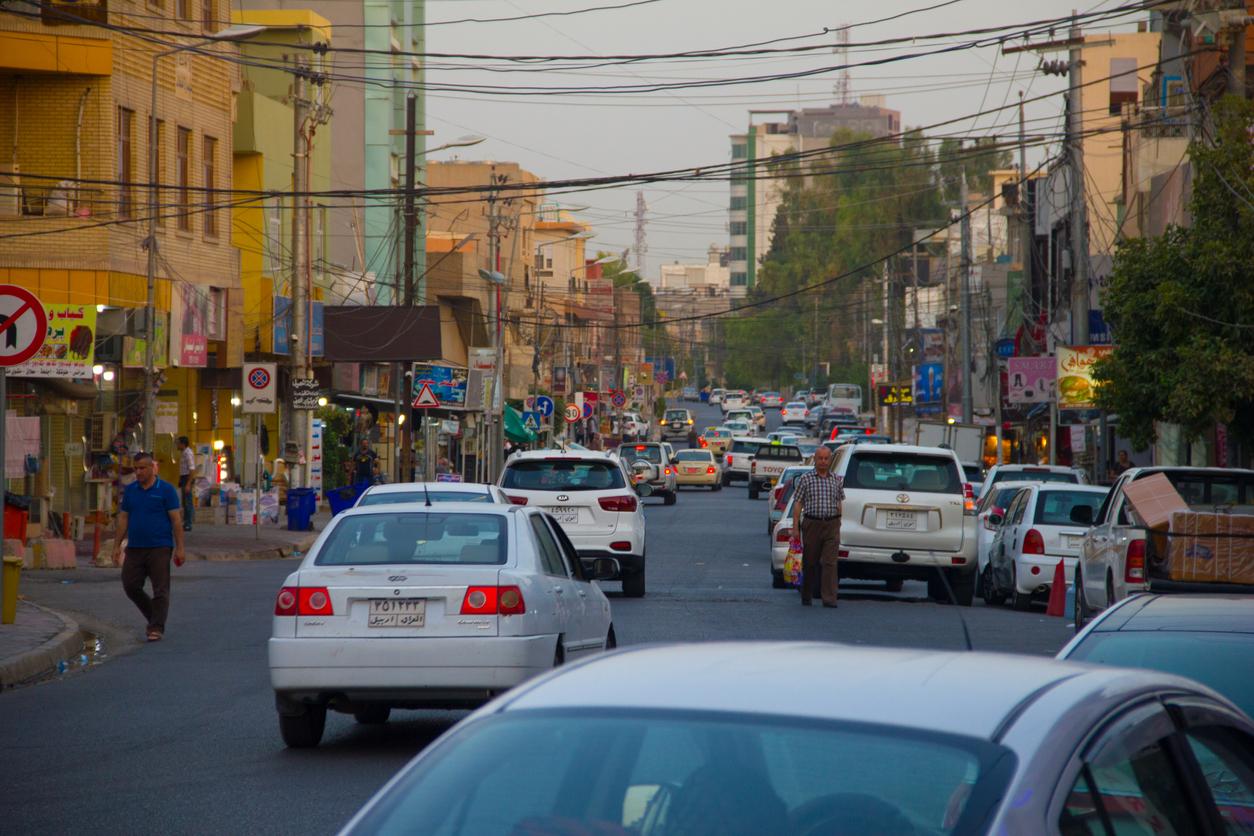 Erbil, Iraqi-Kurdistan