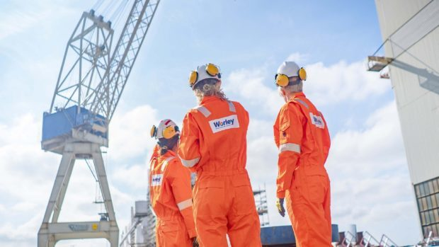 WorleyParsons is changing its name to Worley after acquiring Jacobs ECR