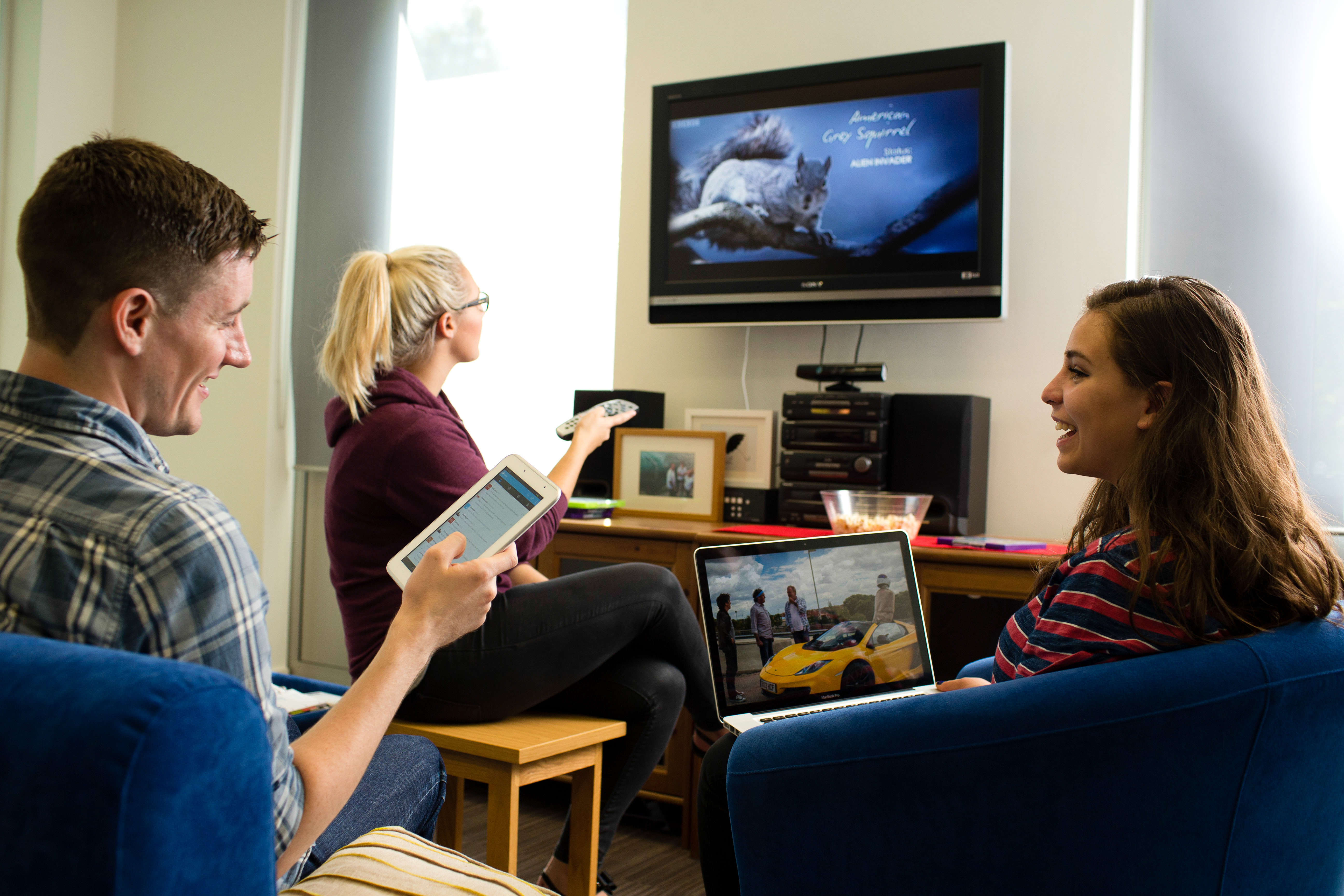 Students could be entitled to a TV licence refund