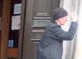 Phillip Ferguson leaving Aberdeen Sheriff Court