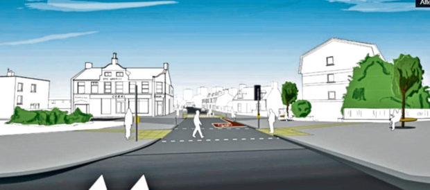 Plans for Tillydrone and Woodside have been created as part of the Tilly-Wood project