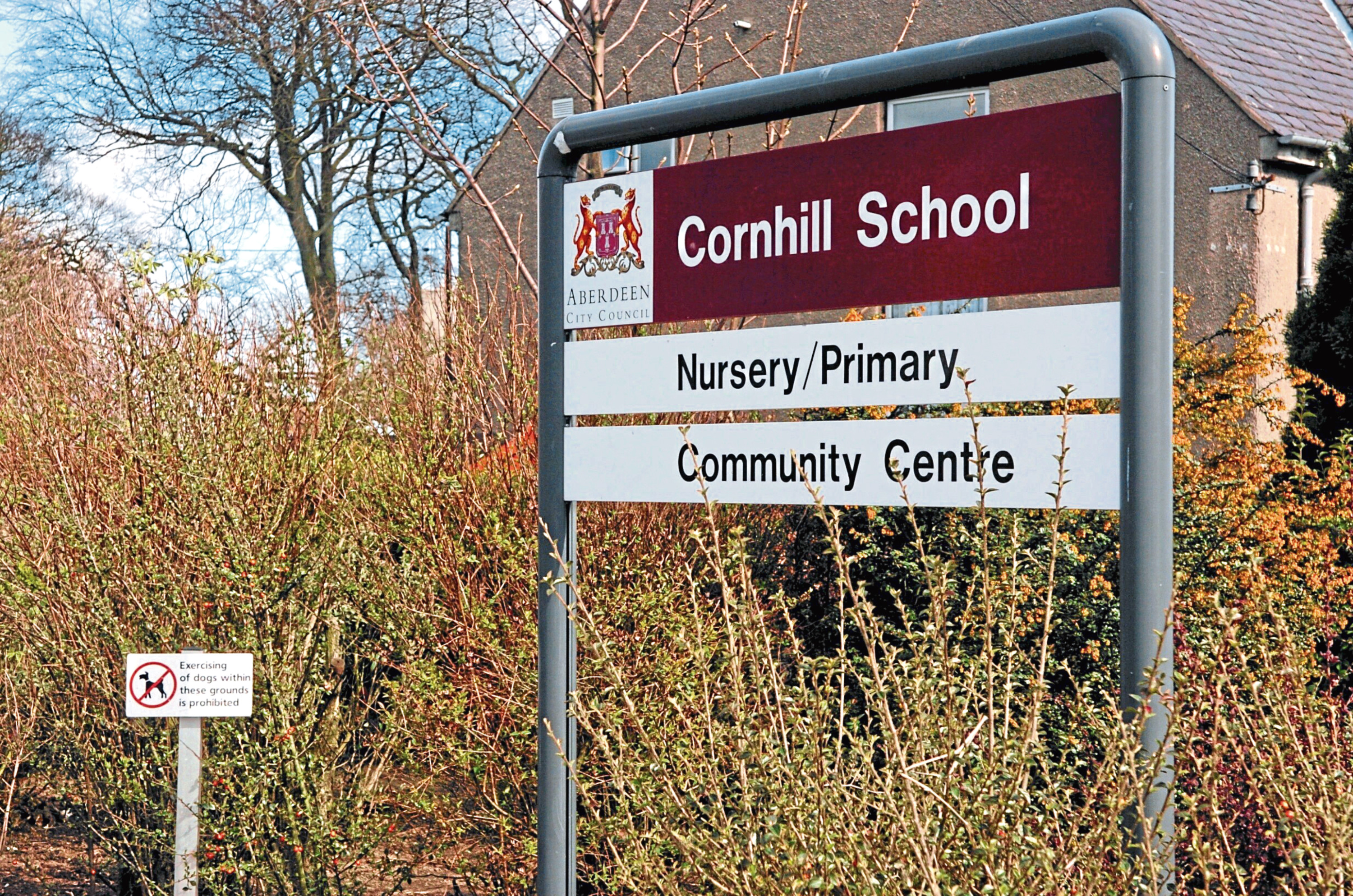 The after-school club as based at the community centre in Cornhill