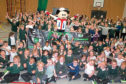 Aberdeen pupils help ToBi gear up OVO Energy Tour Series. Submitted. 02/05/19 ToBi the Tour Series mascot travelled to Stoneywood primary School in Aberdeen to promote the Tour Series bike race