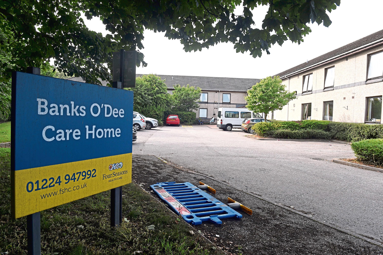Banks O' Dee Care Home