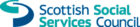 Logo for the Scottish Social Services Council (SSSC)