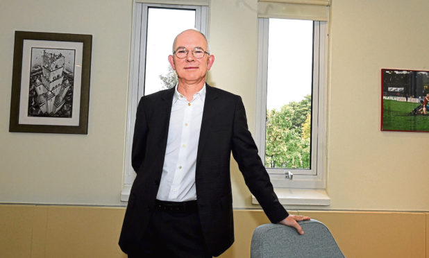 Professor George Boyne has praised alumni