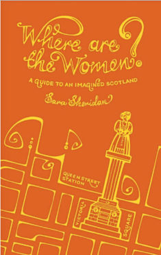cover image for Where Are the Women by Sara Sheridan