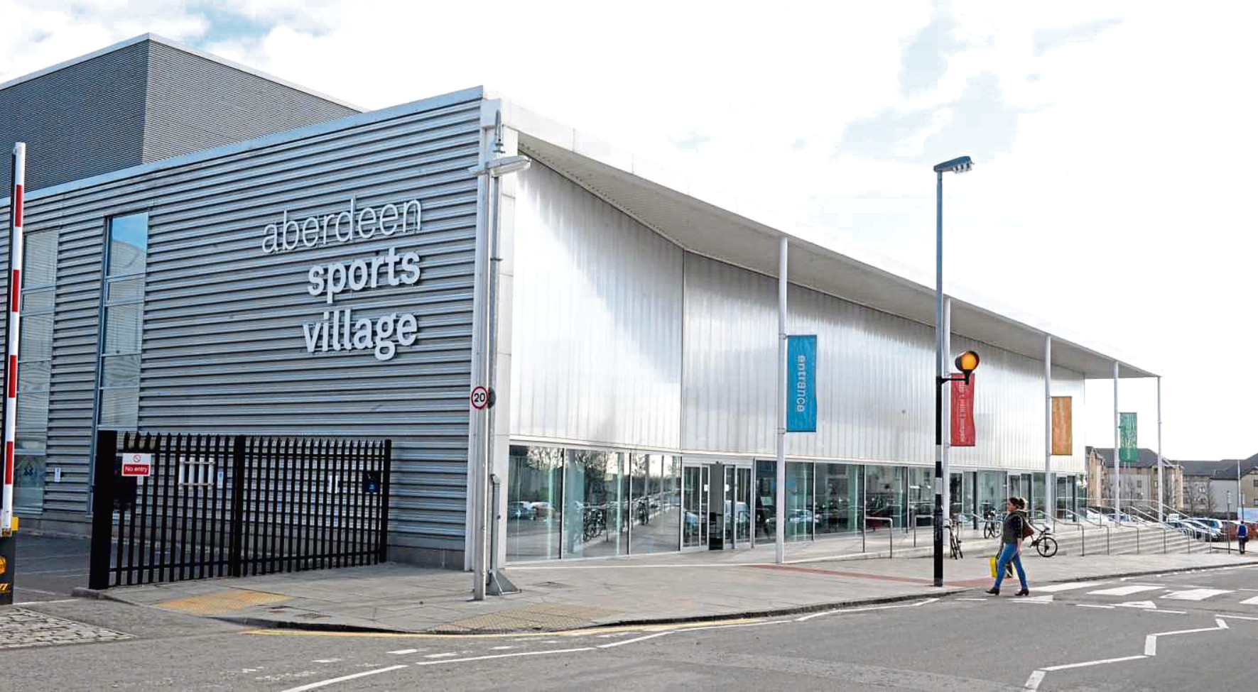 Aberdeen Sports Village has told staff it is looking to make cuts