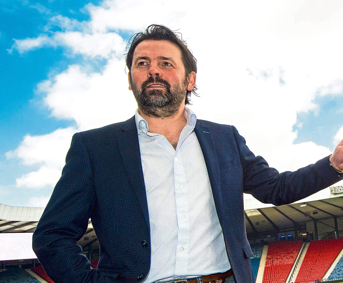 Paul Hartley.