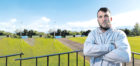 Lee McAllister will fight for the Professional Boxing Council super-welterweight belt inside a marquee tent at Balgownie playing fields