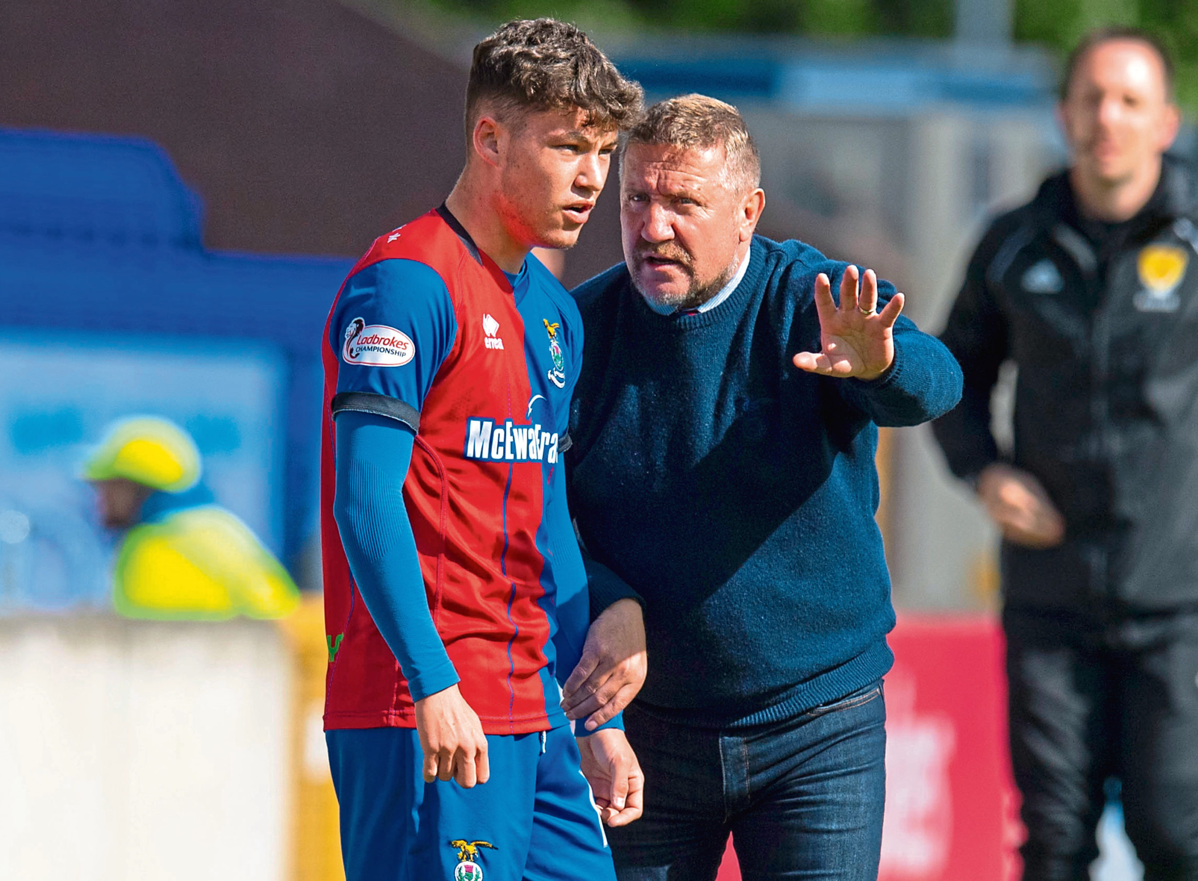 Inverness Caley had wanted their colts to play in the Highland ranks.