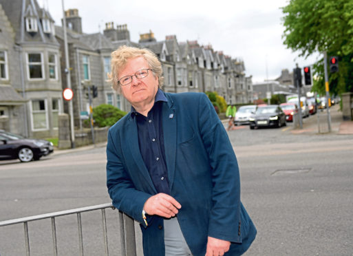 Ian Yuill is calling for changes at the 'tricky' junction