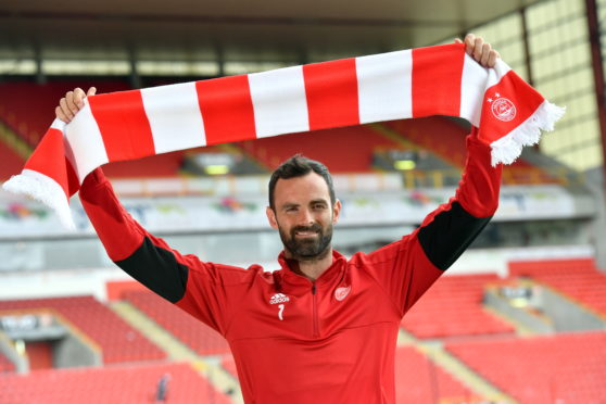New Aberdeen captain Joe Lewis