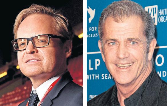 Mel Gibson will star in Jon S Baird's new film