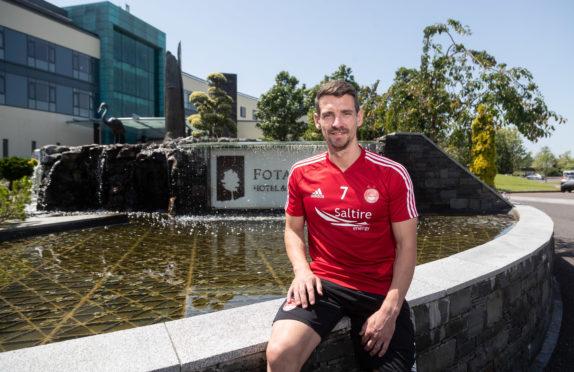 Aberdeen's Craig Bryson