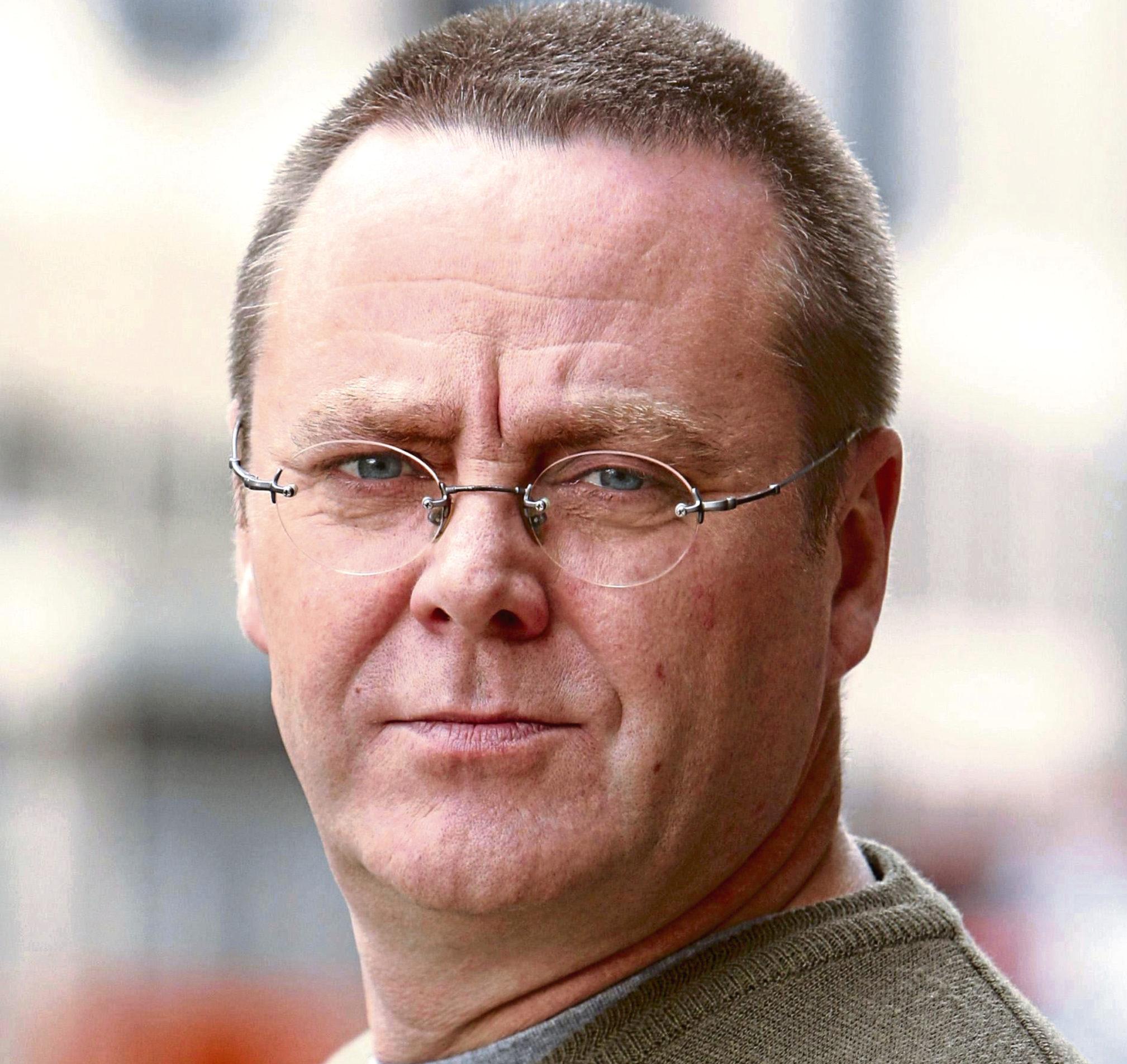 Jake Molloy, RMT regional organiser.