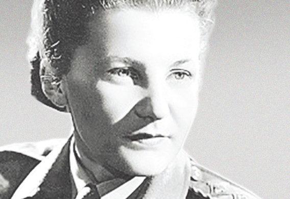 Major Antoinette Robertson
