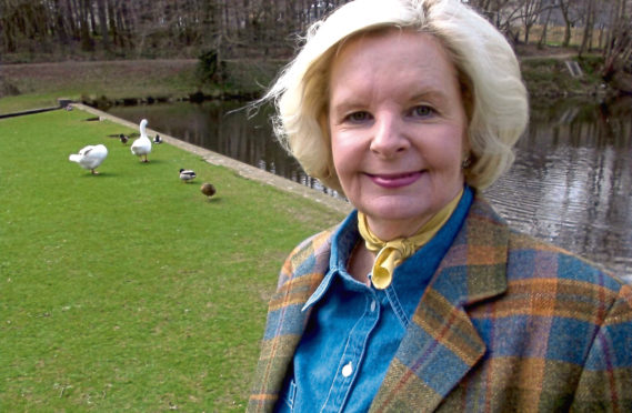 Jill Wisely served Aberdeen for almost 30 years as a councillor