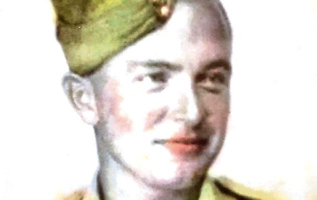 Private Alexander Milne
