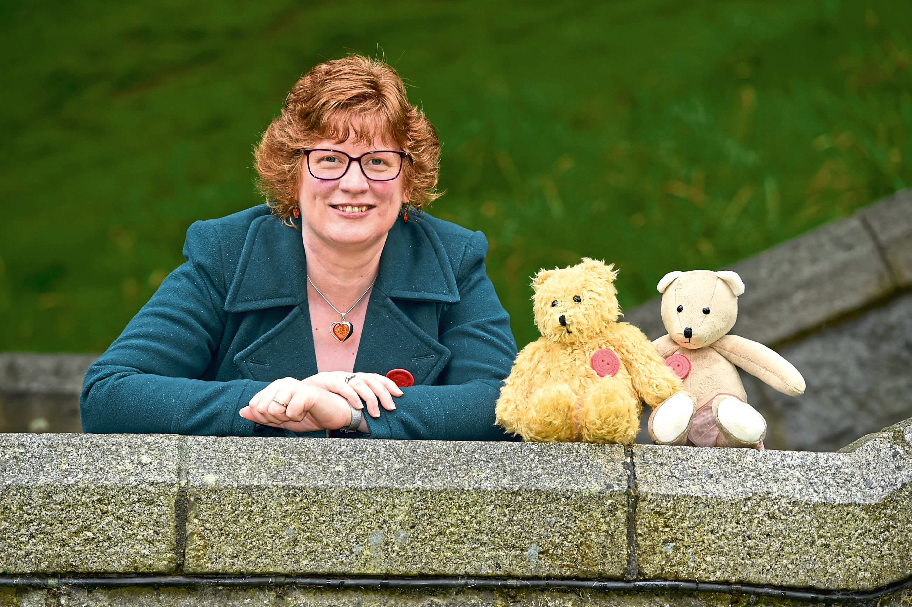 Jennifer Gow, whose charity gives teddies to sick kids, is being honoured as part of the Queen's Birthday Honours 2019.
