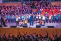 The Sing, Sing, Sing event took place on May 28