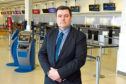 Aberdeen International Airport managing director Steve Szalay