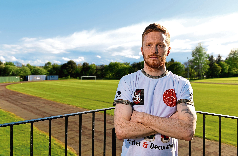 Craig Leadbetter Picture by Scott Baxter