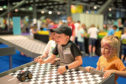 BRICKLIVE – here pictured taking place in Basel in Switzerland – will be coming to Aberdeen in September