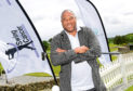 Liverpool and England football legend John Barnes