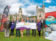 The launch at Balmoral Castle of VSA's 150th anniversary Changing Lives Ball