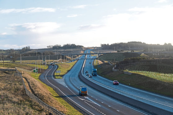 The base will be used to speed up repair times on the Aberdeen bypass