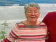 Mary Allan, 83, was killed when hit by a lorry outside the TSB bank on King Street
