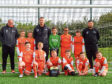 Cala Homes have recently donated £900 towards an essential defibrillator to Aberdeen-based youth football team Northstar United 2009's
