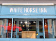 The White Horse Inn has closed its doors