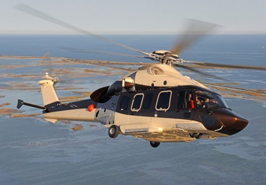 An Airbus 175 copter. Pic: Airbus
