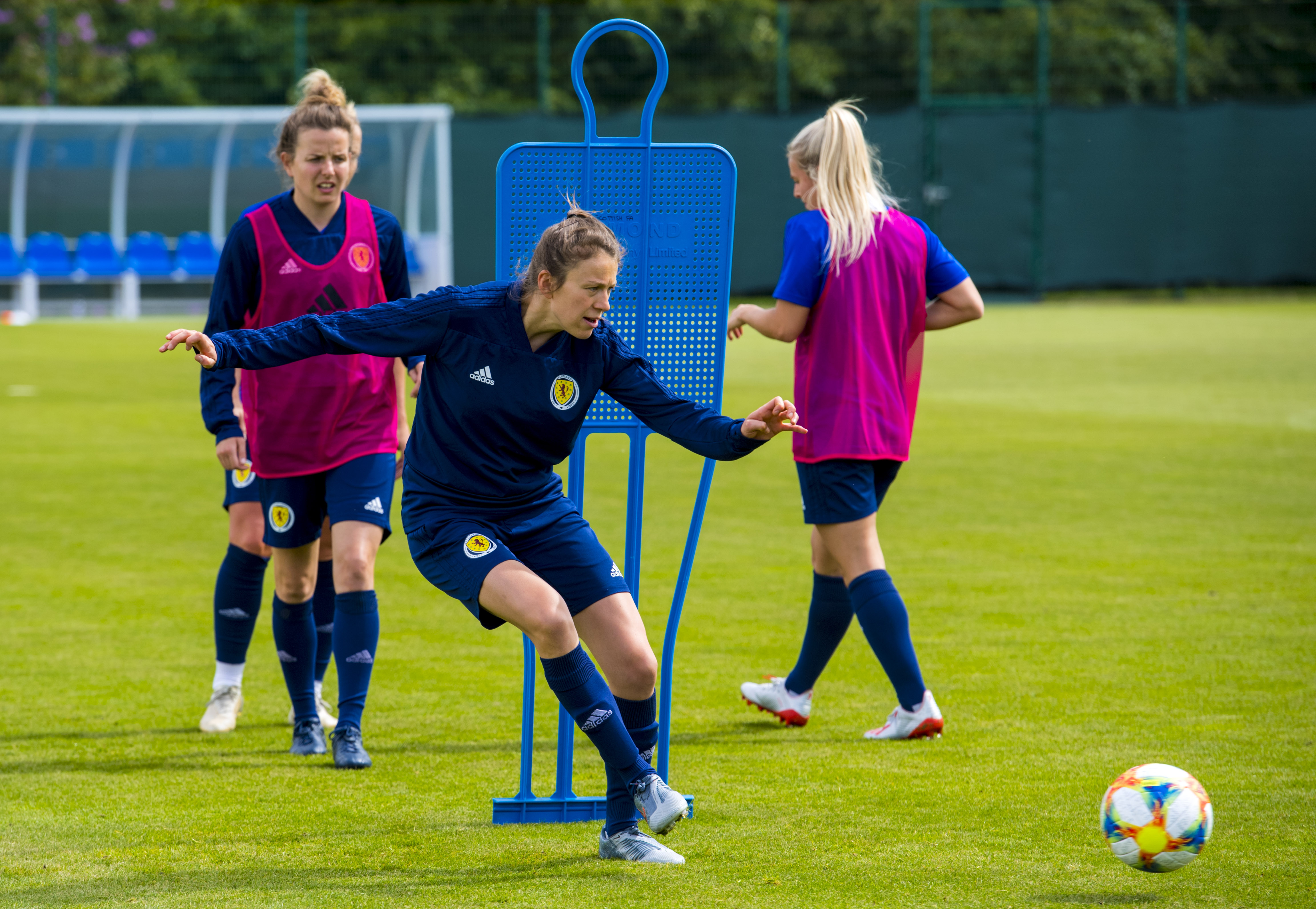 Scotland's women are now scheduled to get back to Euro qualifying in September.