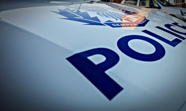 Police were called to Riverside Drive this afternoon