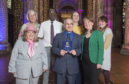 The Aberdeenshire Health and Social Care Partnership team