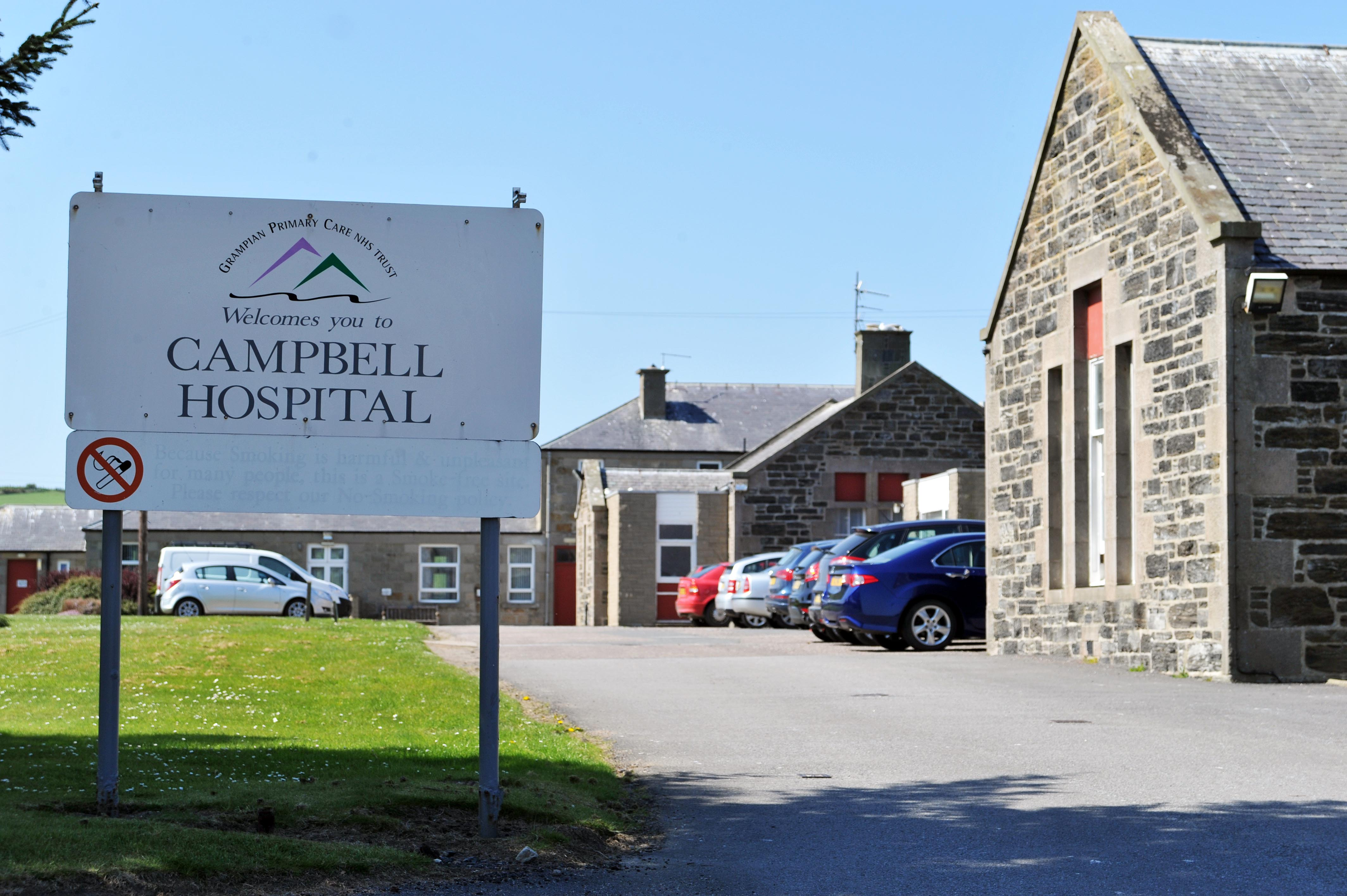 New affordable houses are set to be completed this summer, built on the grounds of the former Campbell Hospital in Portsoy