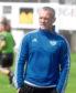 Peterhead's assistant manager David Nicholls Picture by Chris Sumner