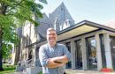 The last 10 years have been really positive for Mr Rennie, including overseeing the £1.7 million redevelopment of Queen's Cross Church