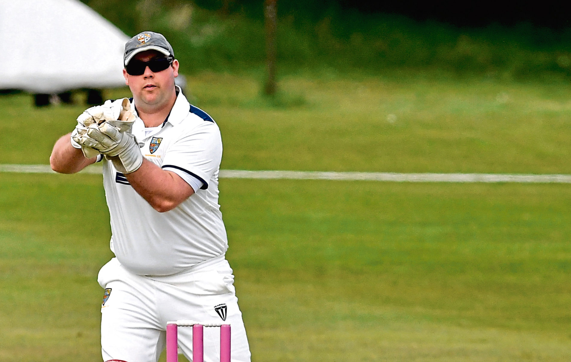 Aberdeenshire captain Kenny Reid has acknowledged the enormity of the weekend for his side